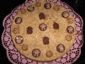 Rezept: schneller Giotto Kuchen
