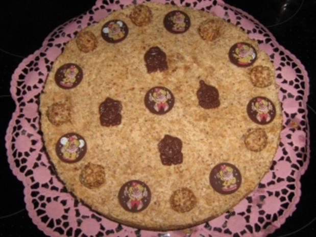 schneller Giotto Kuchen - Rezept