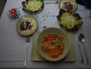Rezept: Suppen & Eintöpfe : Reis-Gemüsesuppe