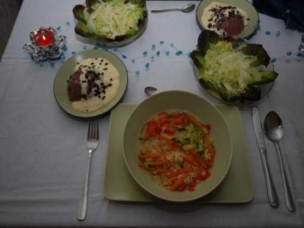 Suppen & Eintöpfe : Reis-Gemüsesuppe - Rezept