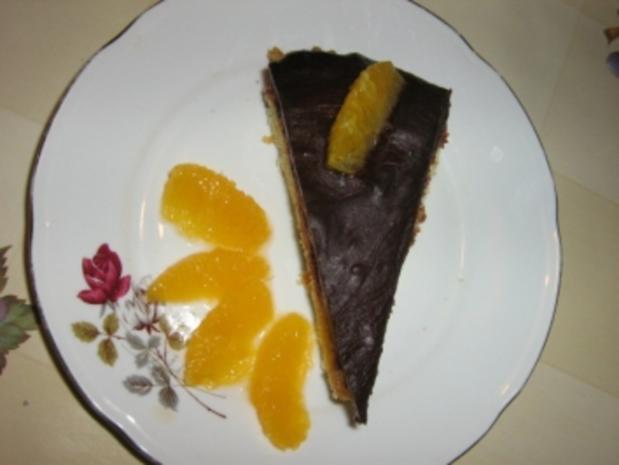 Orangenkuchen - Jafa kuchen - Rezept - Bild Nr. 2