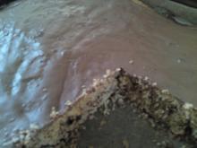 Haselnusskuchen mit Schokostückchen - Rezept
