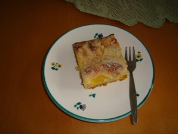 Marillenkuch ( Blechkuchen) - Rezept - Bild Nr. 6