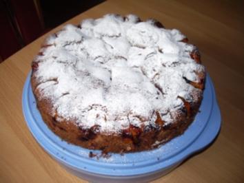 Kuchen: Aprikosen-Chili- Kuchen - Rezept