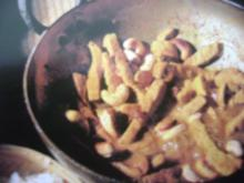 Schweinefleisch süß-sauer - Rezept