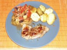 Lammsteak mit Ratatouille - Rezept