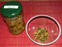 Erdnuss-Pesto - Rezept