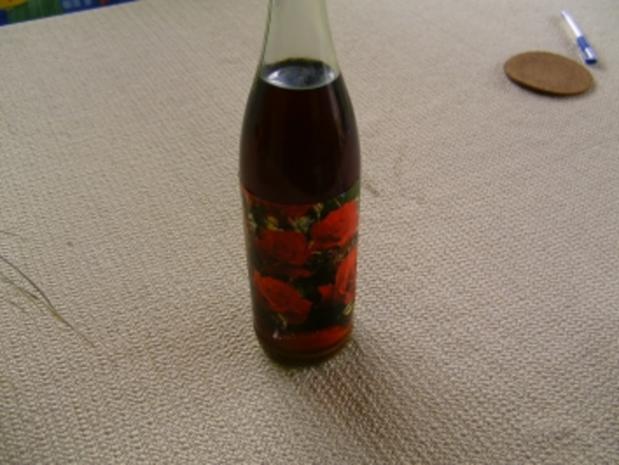Rosenblütenlikör - Rezept - Bild Nr. 3