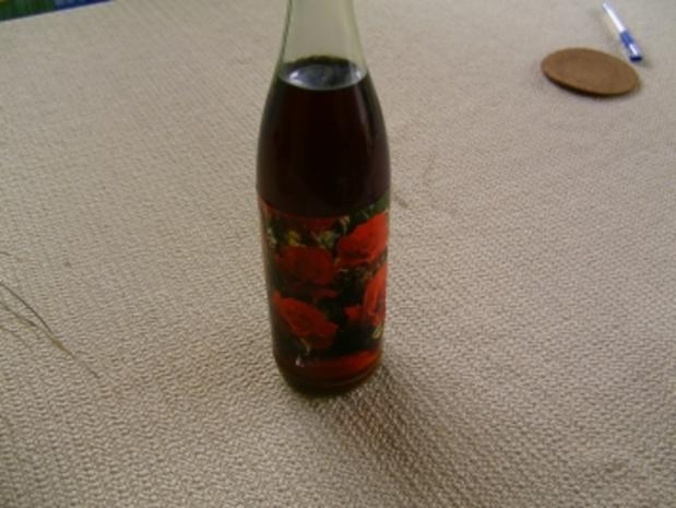 Rosenblütenlikör - Rezept - Bild Nr. 4