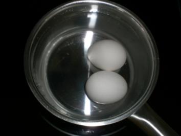 Eier aus dem Topf - Rezept
