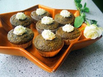 Joghurt- Mohn -Muffins - Rezept