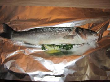 Rezept: Gegrillter Fisch, da lässt man jedes Fleisch stehen...