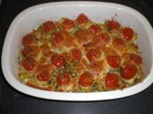 Artischocken-Tomaten-Gratin - Rezept
