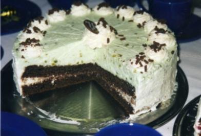 Limetten-Quark-Torte - Rezept
