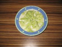 GGG - Ganz - Gewöhnlicher - Gurkensalat - Rezept