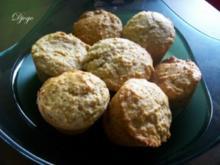 Vollwert Muffins - Rezept