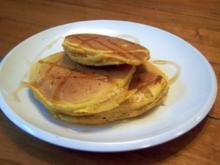 Amerikanische Pancakes - Rezept