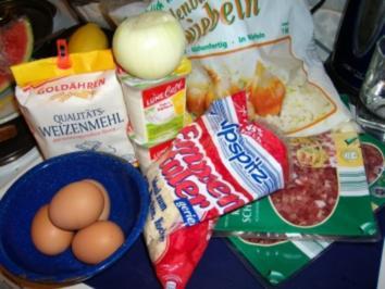 """Zwiebelkuchen, das schnellste Rezept """"wo gibt"""" - Rezept"""