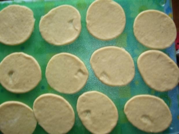 Gebäck süß: Stachelbeerpudding versteckt sich in Hefeteigtaschen - Rezept - Bild Nr. 4