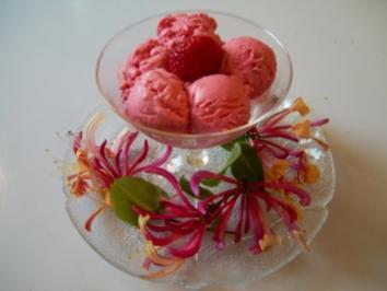 Eiszeit – rosige Zeiten - Rezept