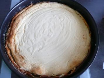 Mom's Cheesecake - Rezept