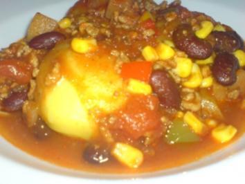 Gemüse - Hackfleisch - Topf - Rezept
