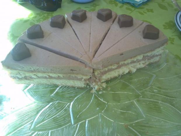 Milka-Torte - Rezept - Bild Nr. 2