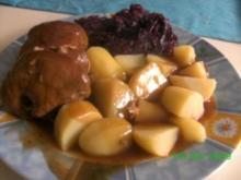 Schweinerouladen ala Martina - Rezept