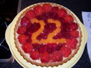 Mein Geburtstagskuchen für ... - Rezept