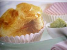Avocadocreme Muffins - Rezept