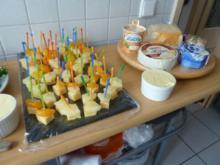 Nostalgisches Kaltes Buffet, 60.er Jahre: Käsehäppchen - Rezept - Bild Nr. 2013