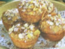 Nutella-Muffins - Rezept
