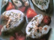 Gegrillte Kabeljau - Koteletts - Rezept