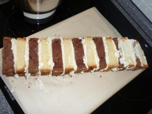 Black'n'White - Kuchen - Rezept - Bild Nr. 2