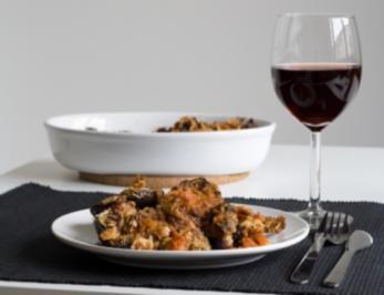 Rezept: Aubergine parmigiana