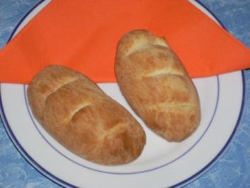 Frühstücks - Stangen - Rezept