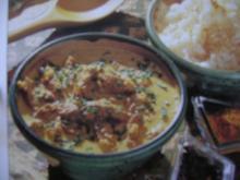 Filetspitzen in Currysahne - Rezept