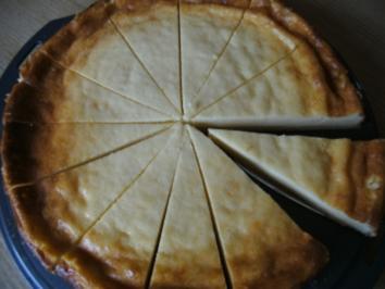 Faule - Weiber - Kuchen ohne Rand - Rezept