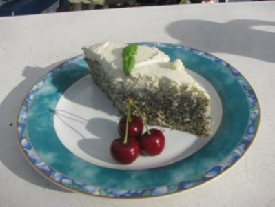 MEIN Mohnkuchen - Rezept