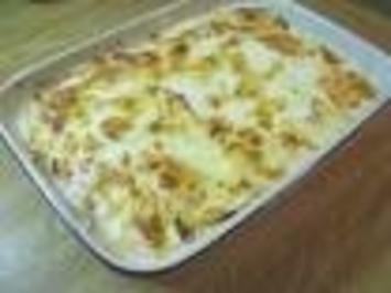 Rezept: Kartoffelpürre Gratin