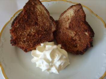 Marmorkuchen saftig - Rezept