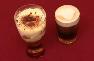 Grand Marnierisu und Grand Marnier Kaffee (Rebecca Simoneit-Barum) - Rezept