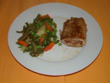Rezept: Puszta - Schnitzel