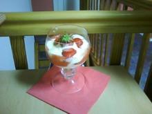 Sabine´s Erdbeerdessert - Rezept