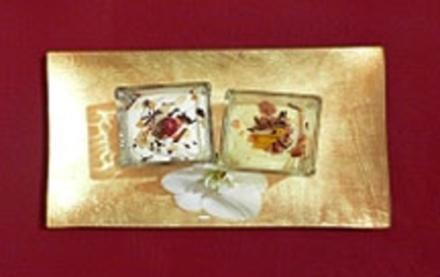Variation von versunkenen Kirschen und Trifle mit Vanilleflammeri - Rezept - Bild Nr. 9