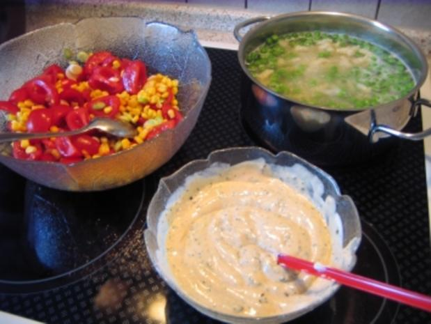 Nudelsalat mit Tomaten - Rezept - Bild Nr. 2