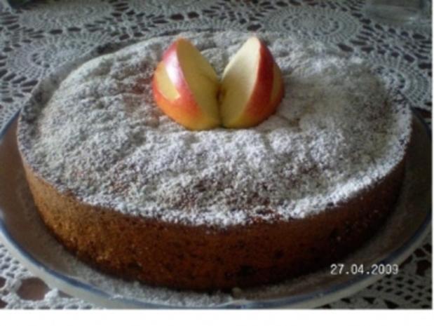 Kuchen mit Eierlikör - Rezept