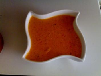 Cremiger Paprikadip - Rezept