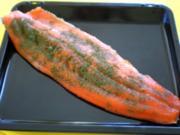 FISCH: Graved Lachs, der leckerste, den es gibt - Rezept