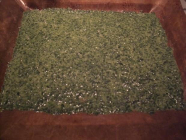Fisch-Spinat-Käse-Lachsrolle - Rezept - Bild Nr. 4